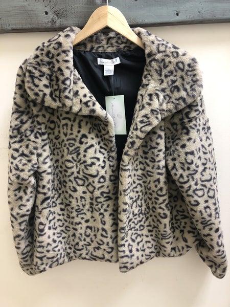 KH Leopard Coat
