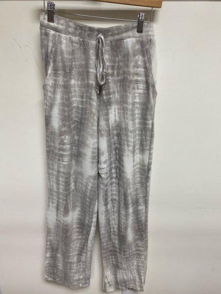 Grey Tie-Dye Lounge Pant