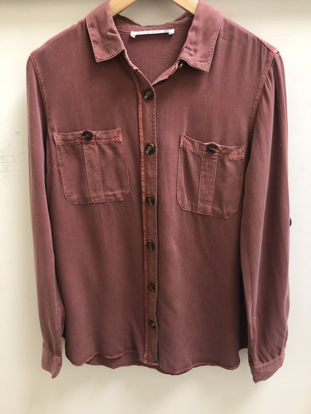 Rustic Mauve Top