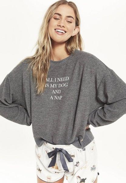 Elle All I Need Sweatshirt