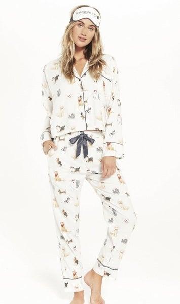 Dream State Pup Pajama Set