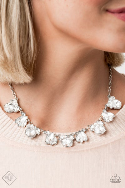 BLING to Attention - White