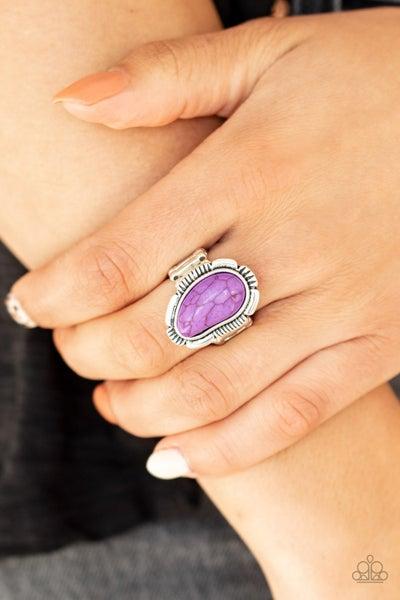 Mineral Mood - Purple