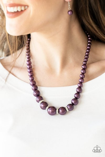Party Pearls - Purple