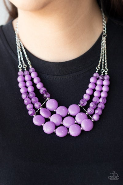 Flirtatiously Fruity - Purple