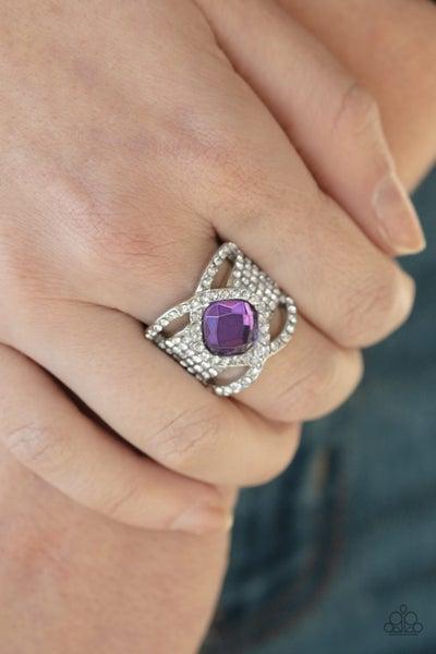 Triple Crown Twinkle - Purple