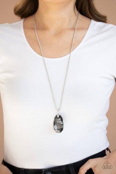 Gemstone Grandeur - Silver