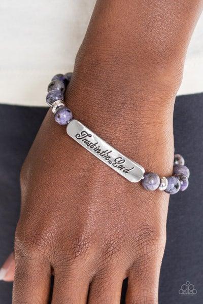 Keep The Trust - Purple