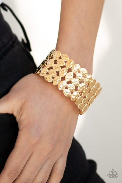 Tectonic Texture - Gold