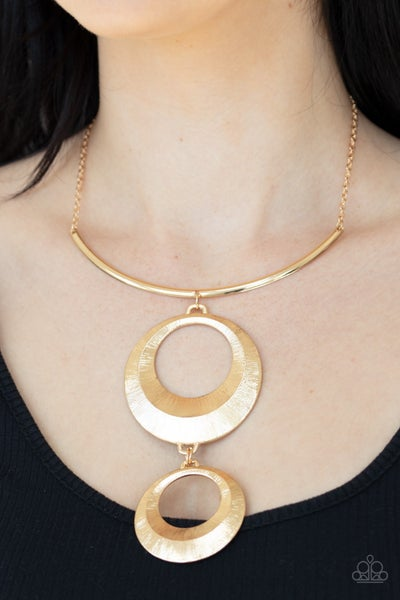 Egyptian Eclipse - Gold