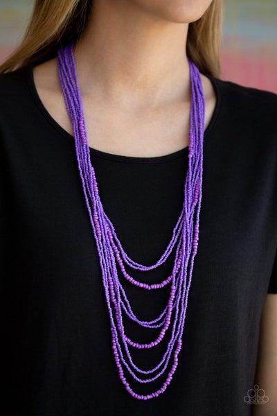 Totally Tonga - Purple