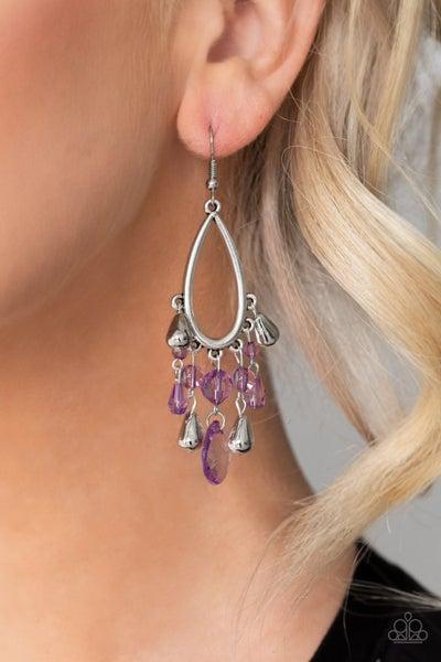 Summer Catch - Purple