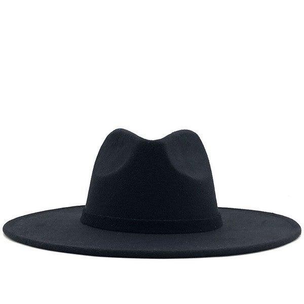 Wide brim dandy trendy panama hat