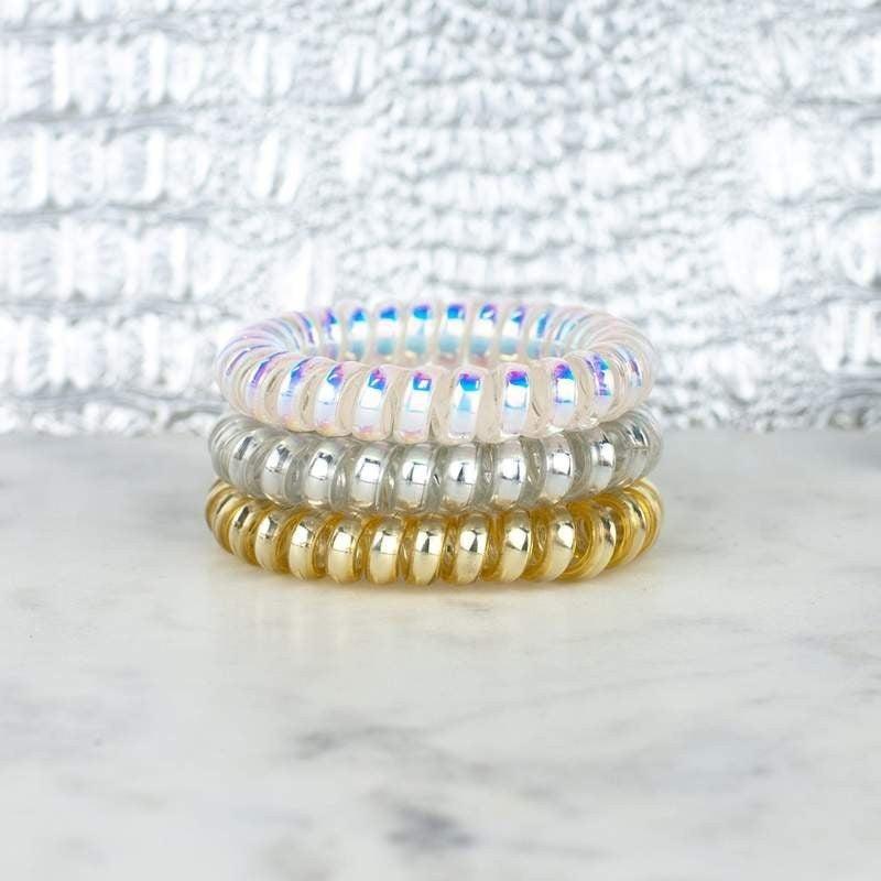 Bridal Metallic Set