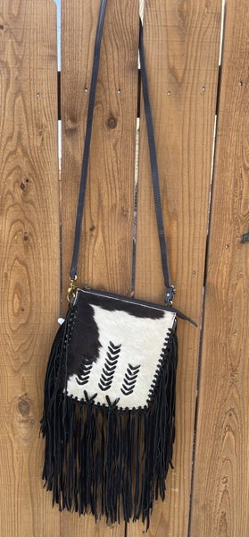 AMERICAN DARLING COW CROSSBODY