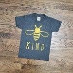 Littles Bee Kind Tee
