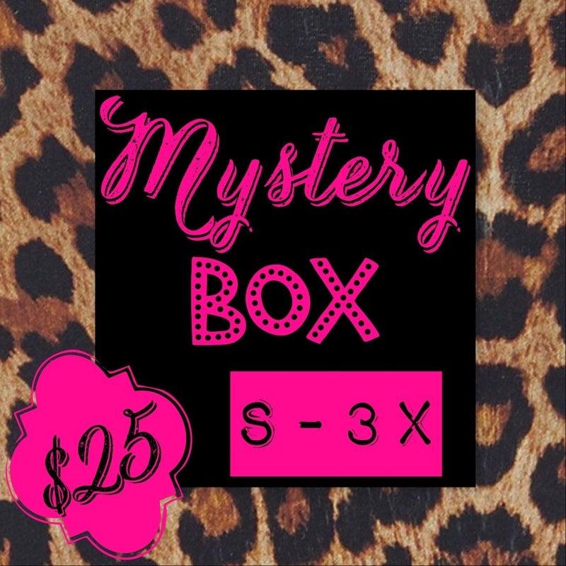 MYSTERY BOX $25 *Final Sale*