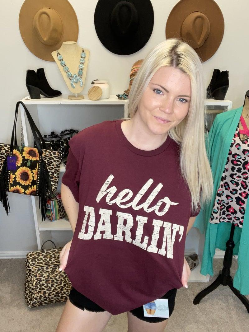 HELLO DARLIN