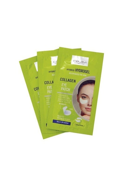 3 pc Collagen eye patches