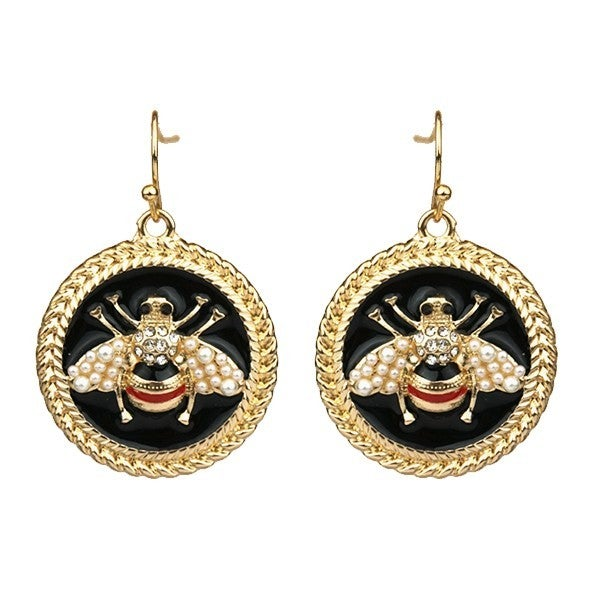 Gucci inspired earring
