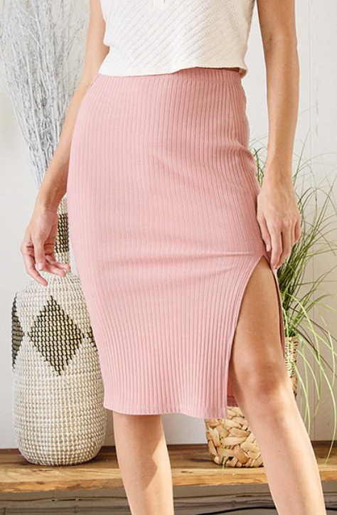 All About Choices Skirt - 2 Colors!