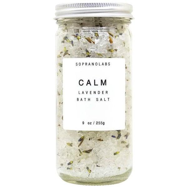 Calm Lavender Bath Salt