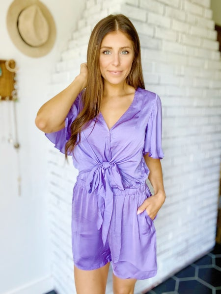 Show Stopper Romper - 2 Colors!
