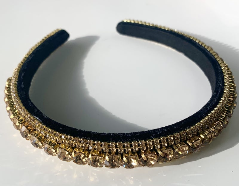 So Sophisticated Headband - 2 Colors!