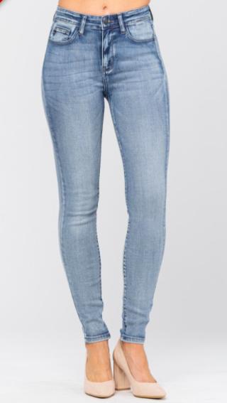 Judy Blue Workin' Girl Jeans