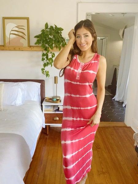 Lido Beach Dress