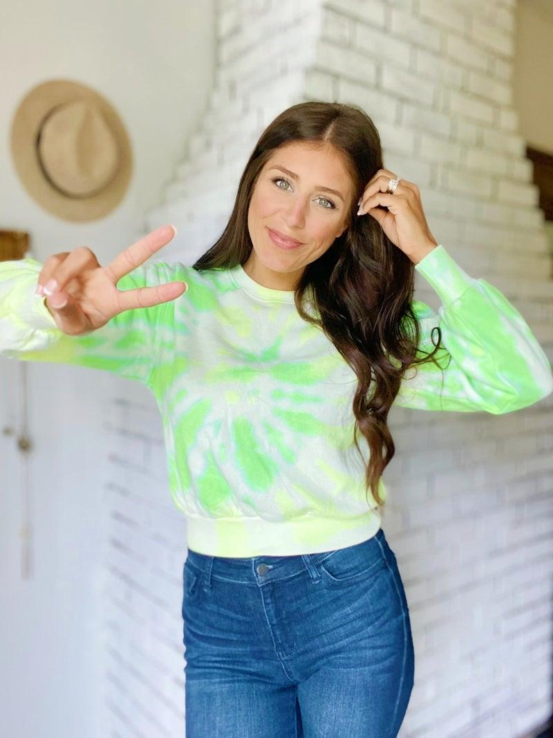 Same Old Love Cropped Sweatshirt - 3 Colors!