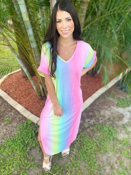 Radiant Energy Dress