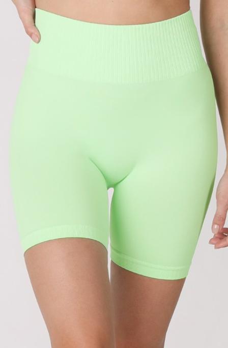 Take Me To Pilates Biker Shorts - 3 Colors!