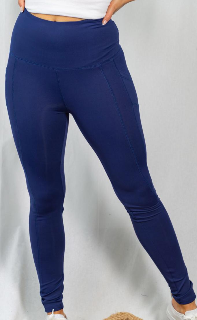 Always Flexing Leggings - 3 Colors!