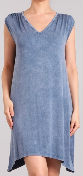Show Me Comfort Dress - 2 Colors!