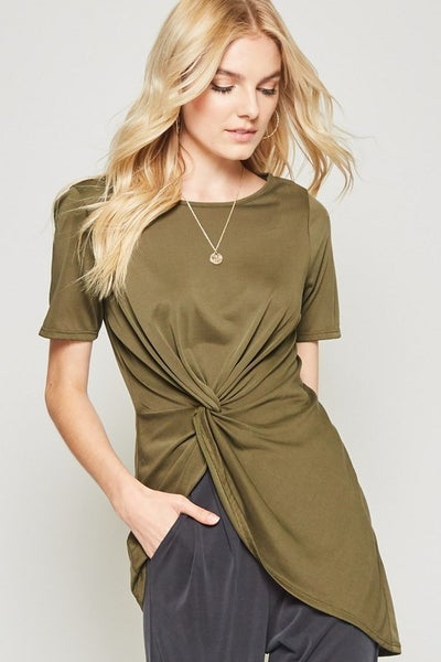 FORGET ME KNOT TOP