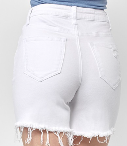 Go Get Em' Denim Shorts- 2 Colors!
