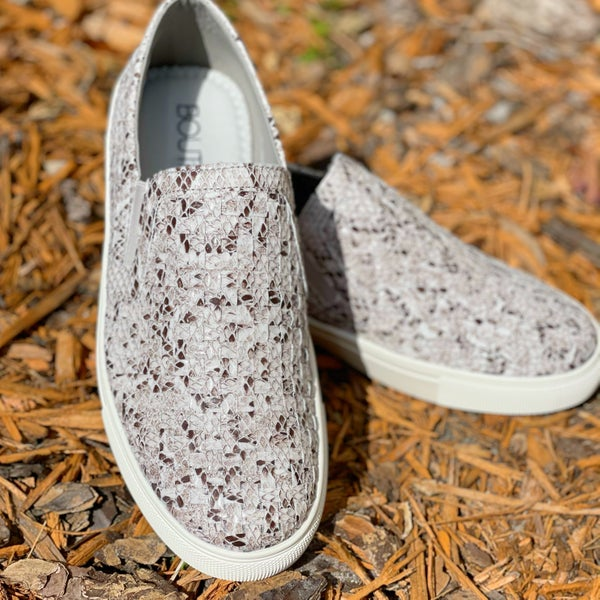 Corky's Python Sneakers