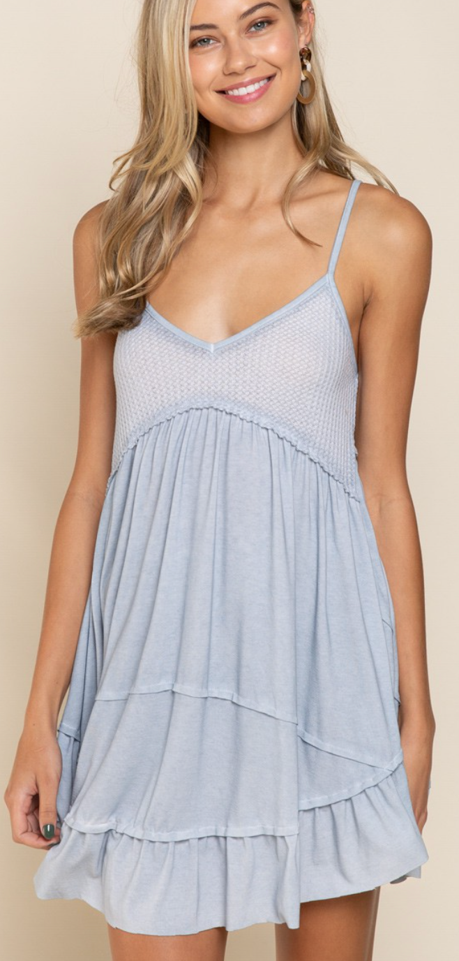 All The Sweet Things Dress - 2 Colors!