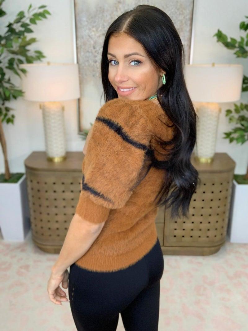 Up A Notch Sweater