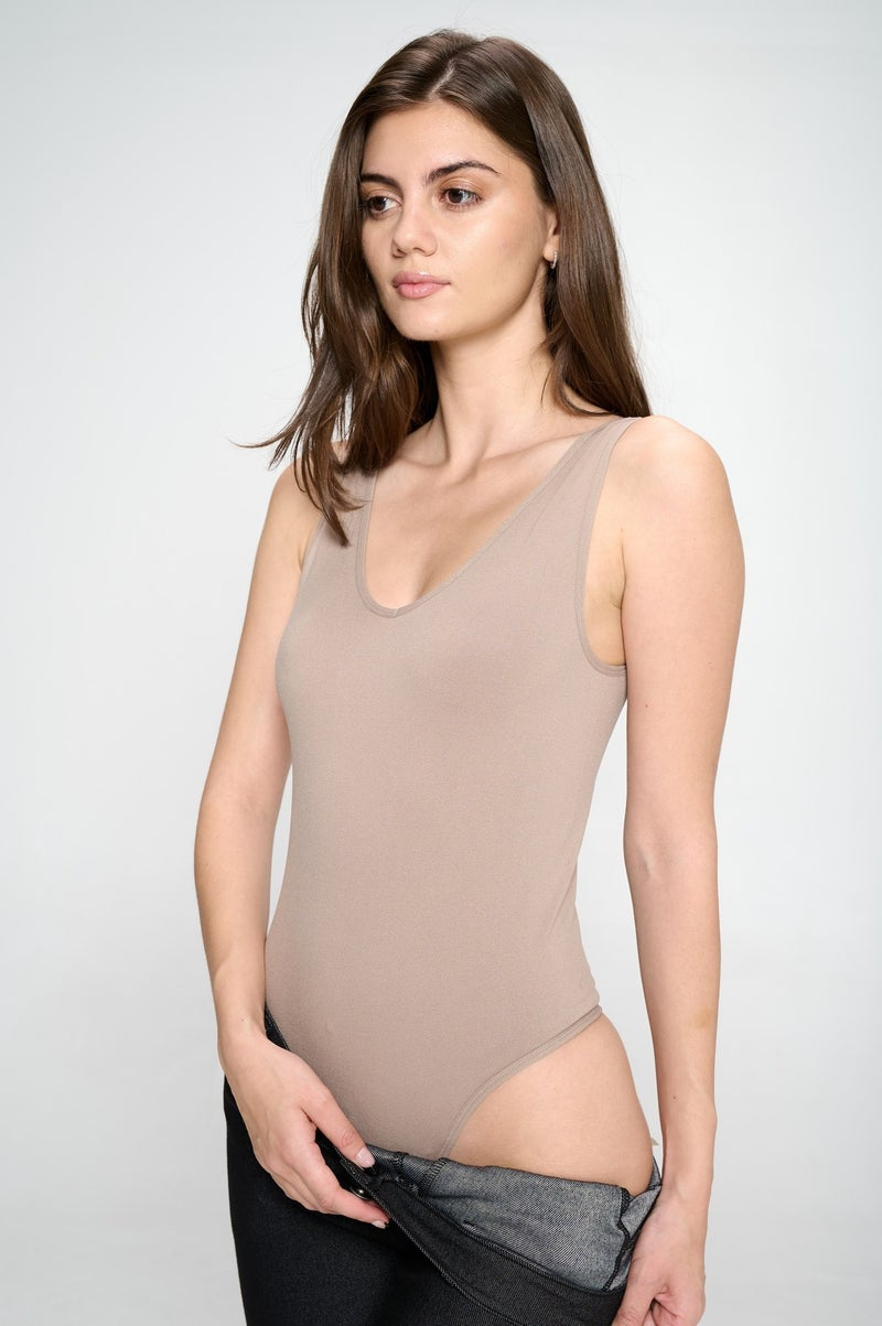 Like A Glove Reversible Bodysuits-7-COLORS !