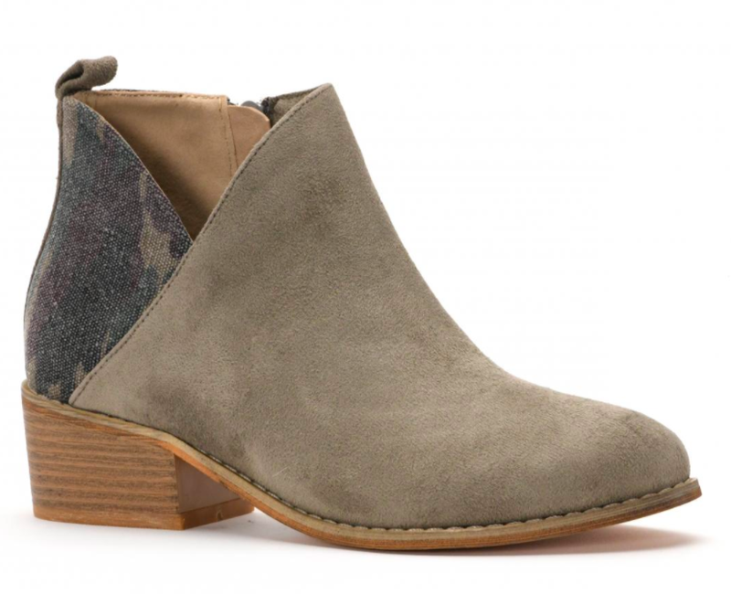 Corky's Feels Like Fall Booties - 5 Colors!
