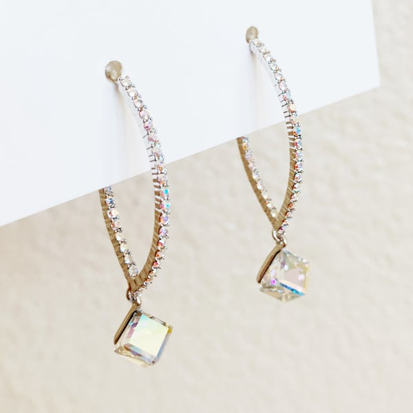Sworavski Ice Ice Baby Earrings