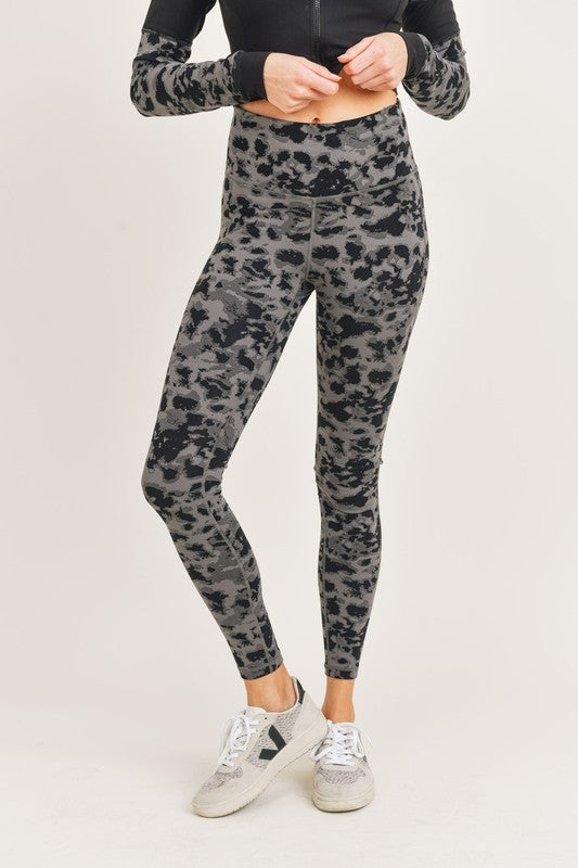 Walk A Mile In These Leggings
