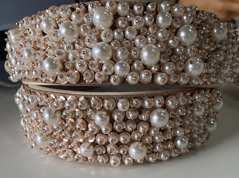 Princess Diana Headband