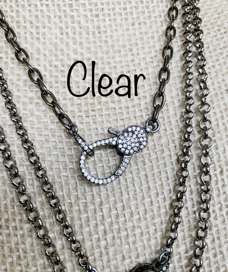 """15"""" Lobster Claw Clasp Necklace - Charmed Collection"""