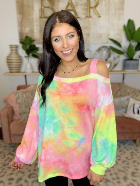 Get Real Tye Dye Top