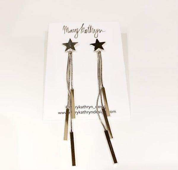 Mary Kathryn Shooting Stars Earrings