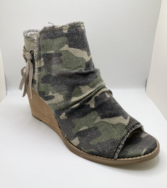 Very G Keely Shoes- 2 Colors!