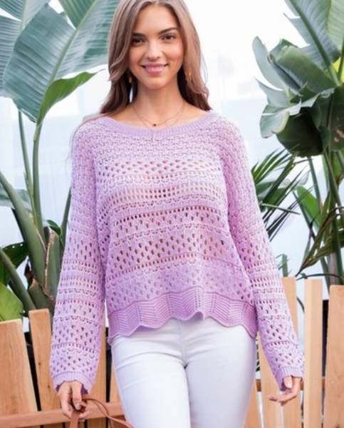 Sunday Loving Sweater - 3 Colors!